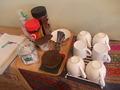 コーヒー・紅茶は飲み放題でした