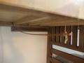 このような吊るし紐(?)が設置されていました