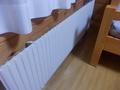 客室内の暖房