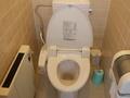 共同トイレ(個室1)