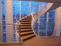 客室階段がお洒落でした