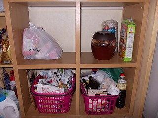 長期滞在者用食糧ボックス