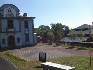 士別市博物館がすぐ近くです