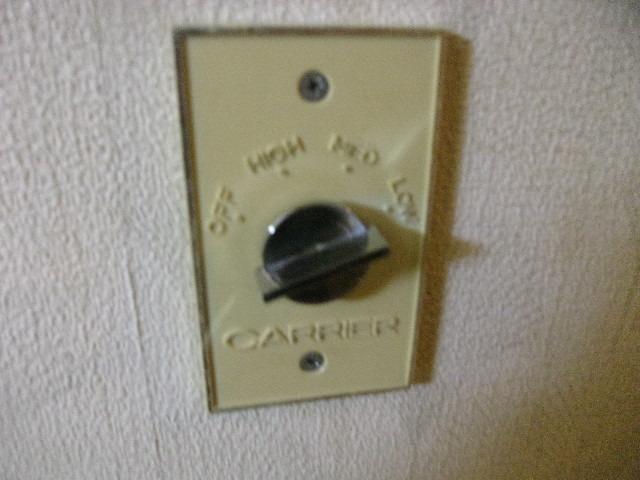 客室内の空調