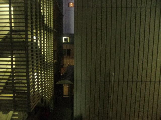 2F客室からの眺望