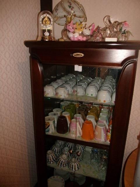 フリードリンク用のマグカップ類