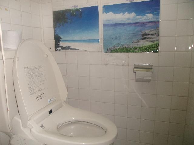 トイレ(個室)