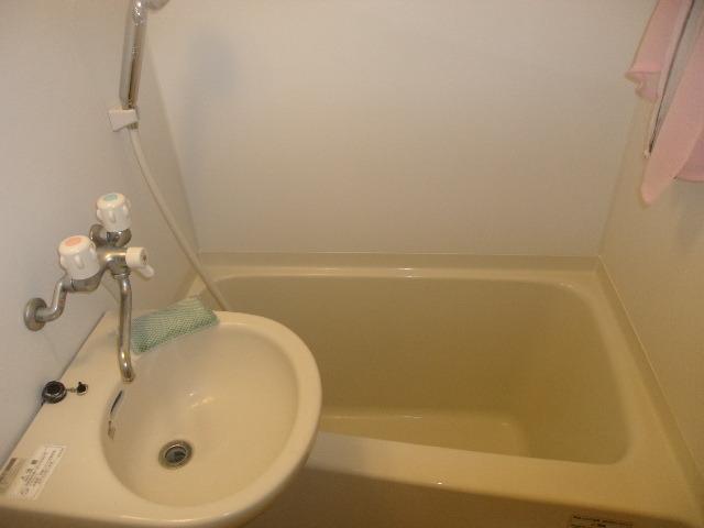 バスルーム内の様子