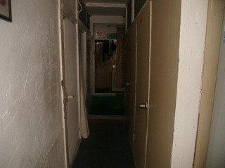 2F客室通路の様子