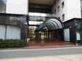ホテル28広島 玄関前