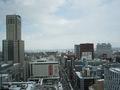 センチュリーロイヤルホテル,23階レストランからの風景