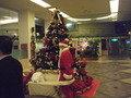 クリスマスにはサンタクロースも・・・