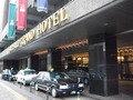 札幌グランドホテル、正面入り口