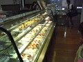 シャトレーゼのケーキ売り場