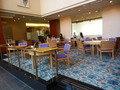 東武ホテル喫茶コーナー