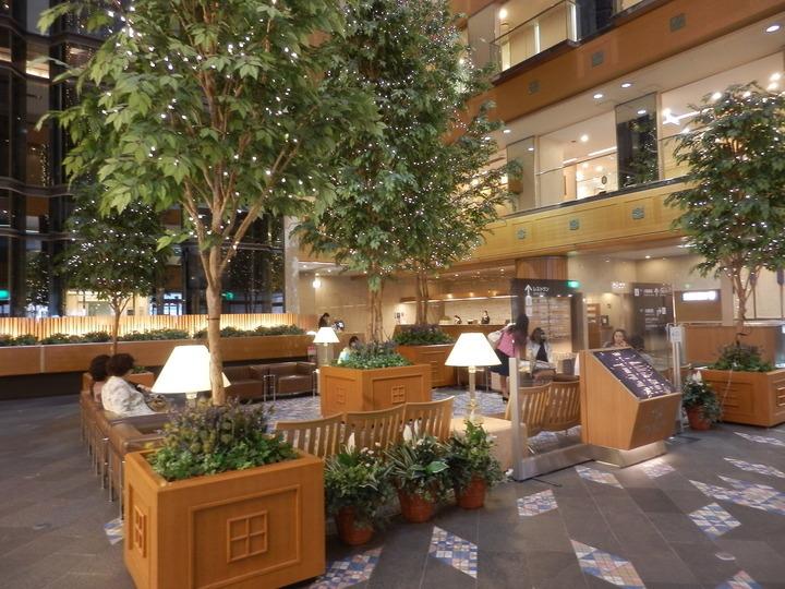 東京ドームホテル 札幌 ロビー
