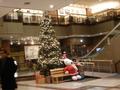 札幌全日空ホテルの1階ロビーの風景です