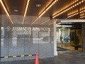 ジャスマックプラザホテル 正面入り口
