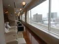 ホテルモントレエーデルホフ札幌のスパラウンジ