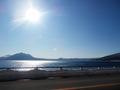 支笏湖がすぐ近くです