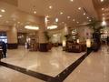 JRタワーホテル日航札幌 1階ロビーの空間
