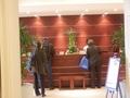 JRタワーホテル日航札幌 スカイスパのカウンター