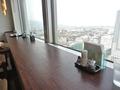 JRタワーホテル日航札幌 レストランカフェのカウンター
