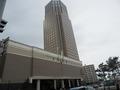 シェラトンホテル札幌の外観