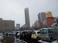 札幌パークホテル、駐車場