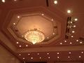 宴会場の照明