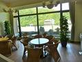 定山渓万世閣ホテルミリオーネ、大浴場の休憩所