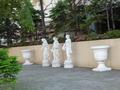 ルネッサンスサッポロホテルの像