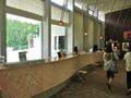 新富良野プリンスホテルのフロント