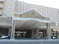 アパホテル&リゾート札幌の正面入り口