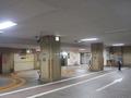 札幌東急イン地下駐車場