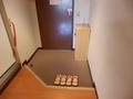 第一滝本館 部屋の入り口