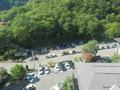 第一滝本館 お部屋からの風景