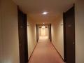 第一滝本館 客室の廊下