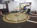 第一滝本館 地下駐車場