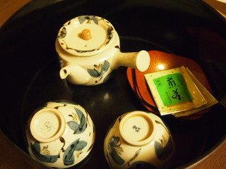 お部屋のお茶