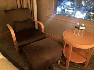 お部屋のソファ