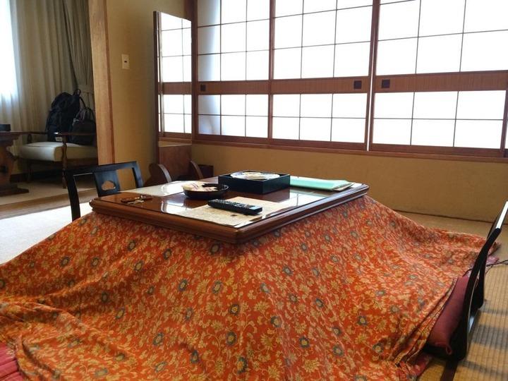 脇の館の客室