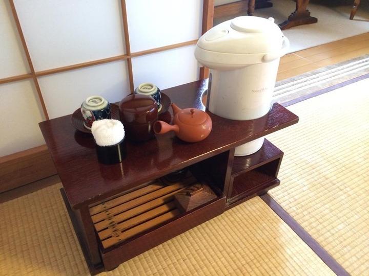 お部屋のお茶セット