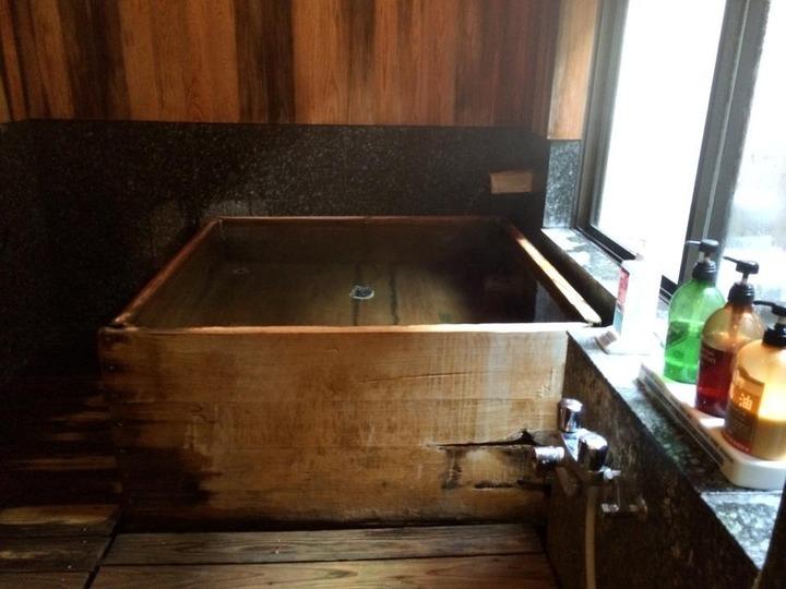 貸切風呂(浴槽)