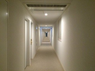 クチコミ:館内の廊下