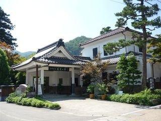 近隣観光 芭蕉の館