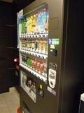 ドリンク自販機