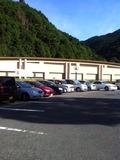 宿泊者用駐車場