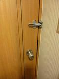 鍵は一か所