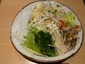 「旬粋料理 和ぎ(なぎ)」野菜盛り